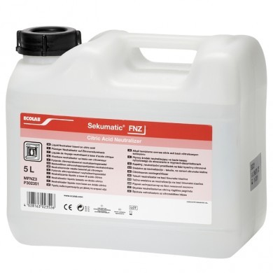 Sekumatic FNZ Neutralisationsmittel, 5L